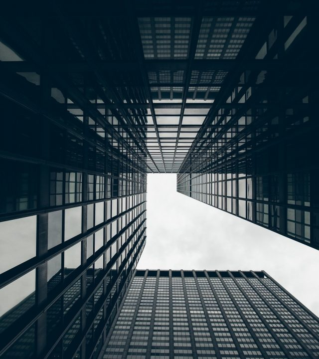 buildings, perspective, city